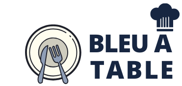 Bleu A Table